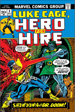 Hero for Hire Vol 1 9