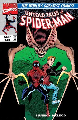 Untold Tales of Spider-Man Vol 1 24