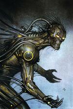 Young X-Men Vol 1 9 Villain Variant Textless