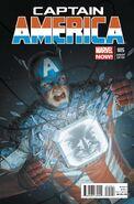 Captain America Vol 7 5 Yoon Variant