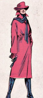 Narda Ravanna (Earth-616) from Official Handbook of the Marvel Universe Vol 1 2 0001