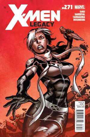 X-Men Legacy Vol 1 271