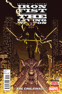Iron Fist The Living Weapon Vol 1 12