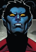 Kurt Wagner (Earth-616) from Amazing X-Men Vol 2 5 002