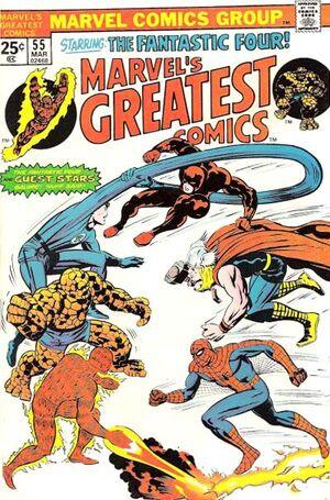 Marvel's Greatest Comics Vol 1 55