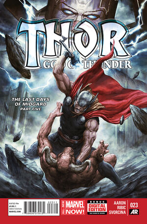 Thor God of Thunder Vol 1 23
