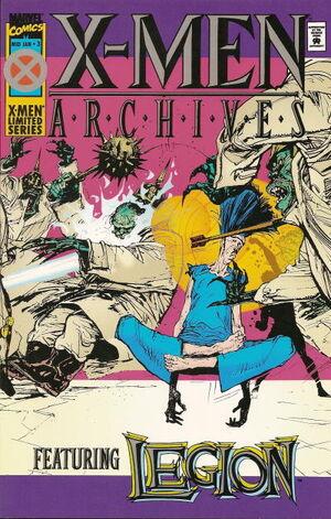 X-Men Archives Vol 1 3