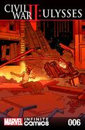 Civil War II Ulysses Infinite Comic Vol 1 6