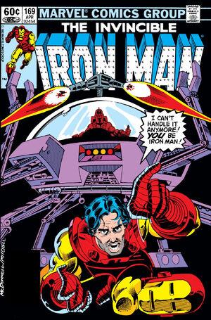 Iron Man Vol 1 169