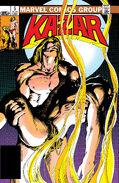 Ka-Zar the Savage Vol 1 5