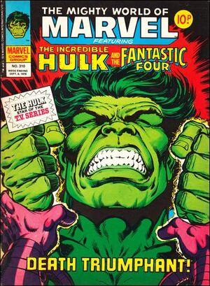 Mighty World of Marvel Vol 1 310