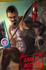 Sergei Kravinoff (Earth-TRN461) from Spider-Man Unlimited (video game) 002