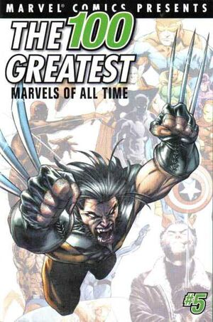 100 Greatest Marvels of All Time Vol 1 6