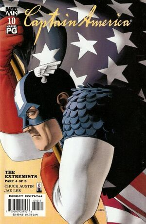 Captain America Vol 4 10