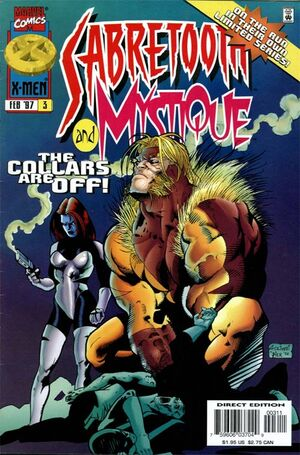 Sabretooth and Mystique Vol 1 3