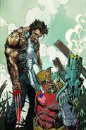 Wolverine Weapon X Vol 1 11 Textless