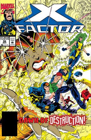 X-Factor Vol 1 96