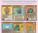 Deadpool's Guide to Super Villains Cards/Gallery
