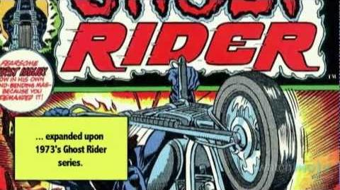 Superhero Origins Ghost Rider