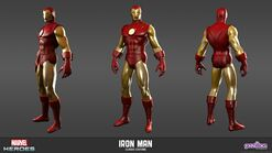 Iron Man Classic Model