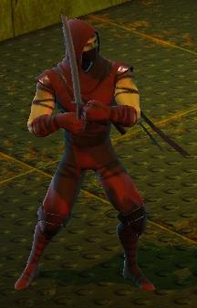 Character - Hand Swordmaster