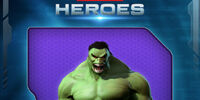 Hulk/Costumes
