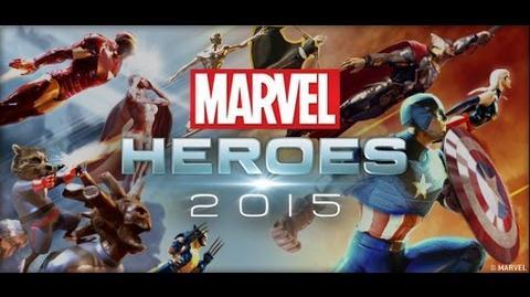 F2P MMO Marvel Heroes 2015 Trailer + Gameplay Iron Man