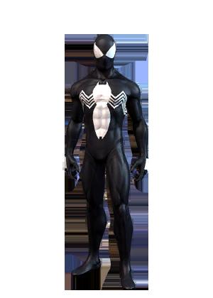 F spiderman backinblack vu