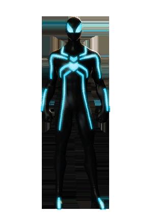 F spiderman bigtimeblue