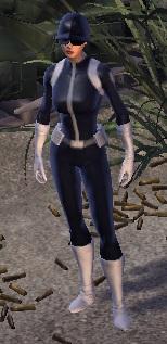 Character - S.H.I.E.L.D. Agent Wyss