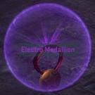 Equipment-Medal- Medallion - Electro