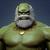 Hulk Maestro Costume Icon