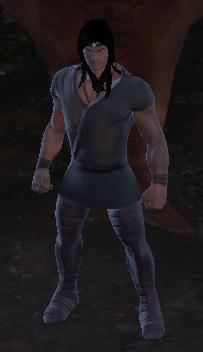 Character - Maht the Bug Hunter