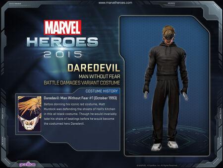 Costume daredevil ManWOfear variant