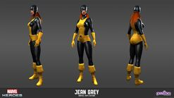 Jean Grey Marvel Now Model