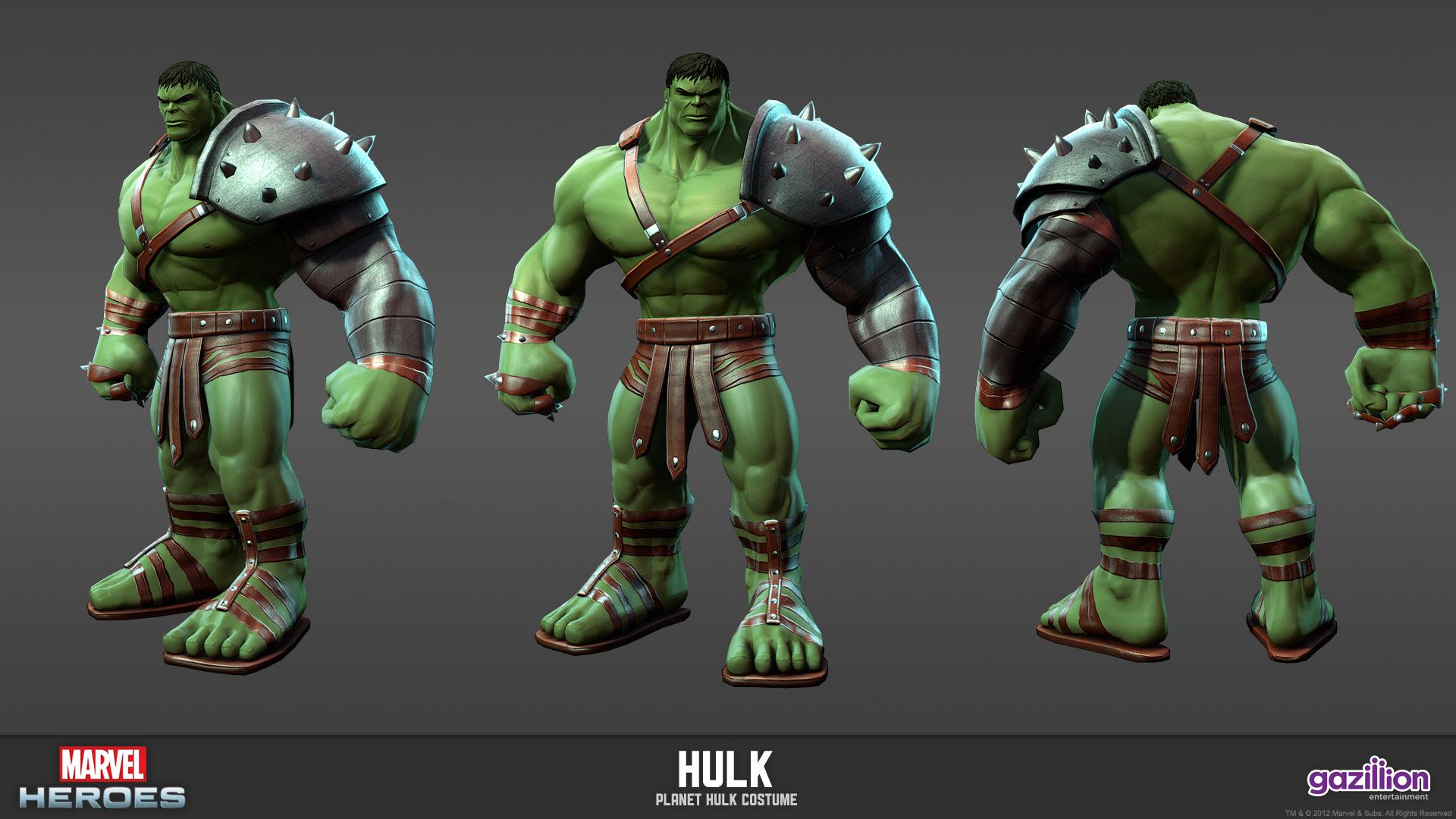 Image - Hulk Planet Hulk Model.jpg | Marvel Heroes Wiki ...