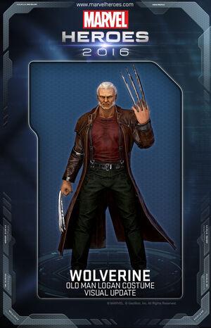 NormalCostumePreview Wolverine OML VU