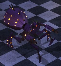 Character - Blaster Spider Slayer