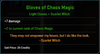 Equipment-Gloves-Gloves of Chaos Magic (Scarlet Witch 7)