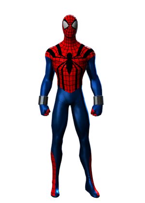 F spiderman sensational