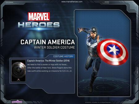 Costume captainamerica wintersoldier classicshield