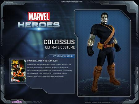 Costume colossus ultimate