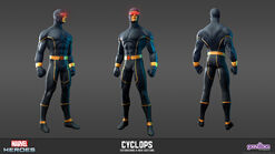 Cyclops Astonishing X-Men Model