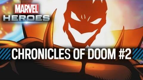 Marvel Heroes The Chronicles of Doom Part 2 of 4