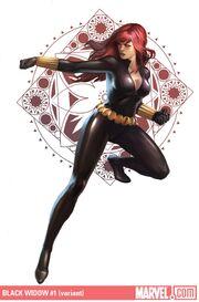 8 black widow 1 women of marvel variant