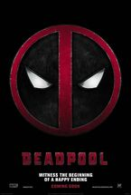 Deadpool (film) poster