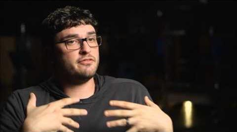 The Fantastic Four Director Josh Trank Behind the Scenes Movie Interview -2015
