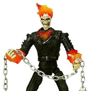 Flame Fist Ghost Rider