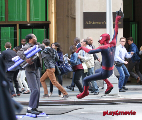 File:On the set of The Amazing Spider-Man 2 139.jpg