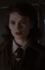 Peggy Carter CATFA
